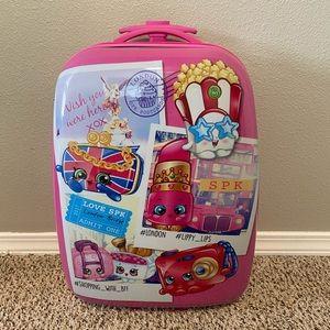 Shopkins Kids Luggage